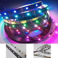 Buy cheap Pixel LED strips UCS512 addressable pixel 32 LED/m RGB stripe from wholesalers