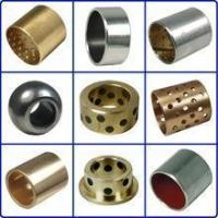 Buy cheap 2515 FB090 wrapped bush bronze bushing 25x28x35x15mm with flange from wholesalers