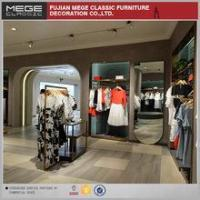Buy cheap 2015 Retail Store Wooden Ladies Garments Display product