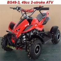 Buy cheap Mini 49cc 2-stroke ATV from wholesalers