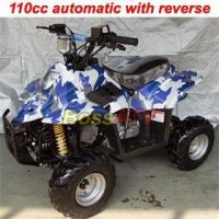 Buy cheap 110cc automatic ATV with reverse from wholesalers