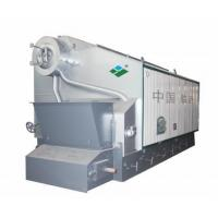 chain grate coal fired steam boiler-6 t/h-06601