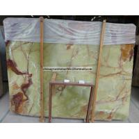 Buy cheap Marble Slab Multi Green Onyx Slab & Tile from wholesalers