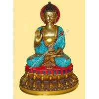 Buy cheap Engraved Buddha Statue product