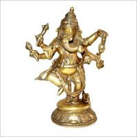 Buy cheap Appu Ganesh Bronze Statues from wholesalers