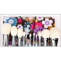 Buy cheap Spring Look Natural Hair 11pcs Cosmetic Brush Set / Brush Cosmetics from wholesalers