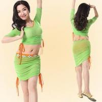 Buy cheap Wholesale Hot Belly Dance Practice Wear With Top and Skirt,Belly Dance Wear M/L from wholesalers