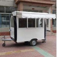 Buy cheap food vending ice cream truck for snacks selling from wholesalers