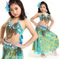 Buy cheap Wholesale Children Performance Belly Dance Costume,Belly Dance Girl Costume Set from wholesalers