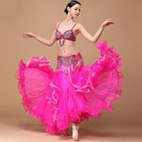 Buy cheap Oriental Performance Belly Dance Costume,Professional Women Belly Dance Costume from wholesalers