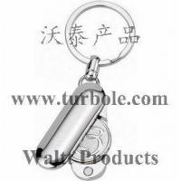 Buy cheap Trolley Coin Holder Keychain from wholesalers