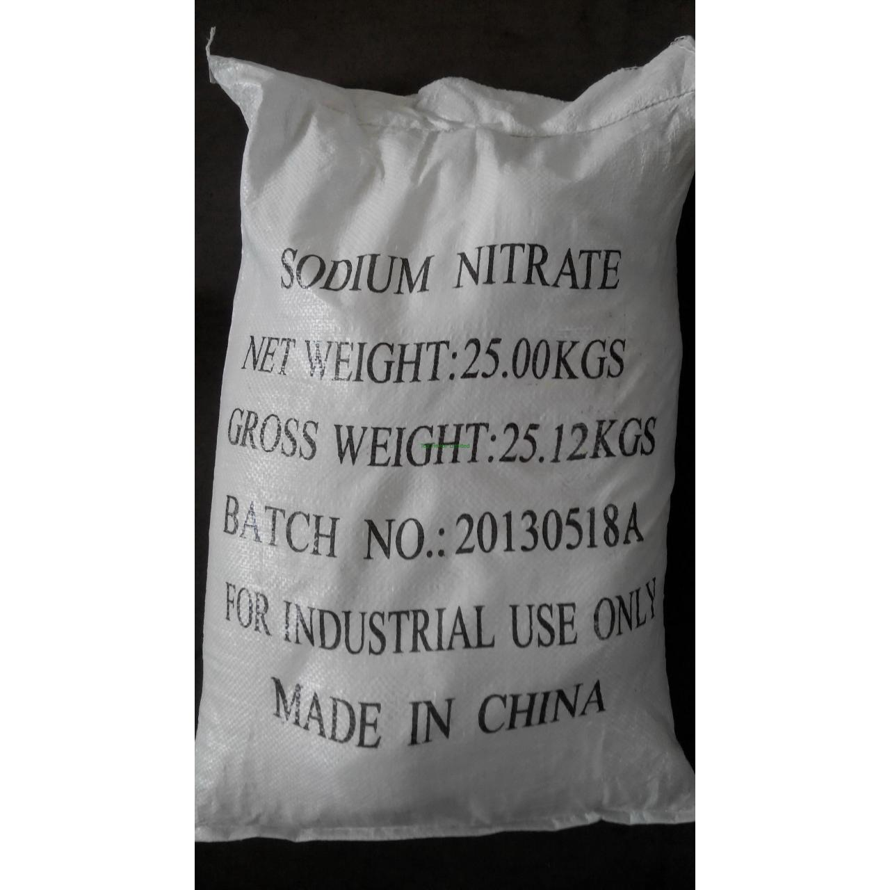 Buy cheap China Sodium Nitrate from wholesalers