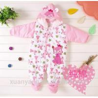 Buy cheap 100% Cotton Breathable Baby Girls Party Western Wear it Winter Season from wholesalers