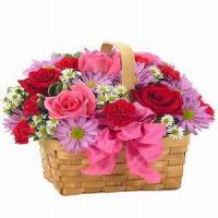 Buy cheap Basket of Love NO.82 deliver flower to shenzhen product