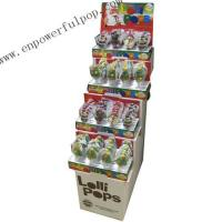 Buy cheap Cardboard Lollipop Display Stand from wholesalers
