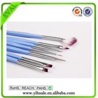 Buy cheap EVAL pro nail art brushes set from wholesalers