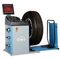 Buy cheap FWD-B5000 Semi-Automatic Wheel Balancer for Truck from wholesalers