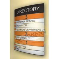 Buy cheap Modular Directory Signs from wholesalers