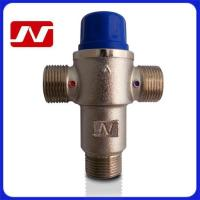 Buy cheap 3/4inch Brass 3 Ways Diverting Valve from wholesalers