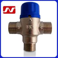 Buy cheap 1/2inch Brass 3 Ways Diverting Valve from wholesalers
