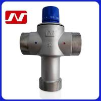 Buy cheap Solar Heater Shower Thermostatic Mixing Valve from wholesalers