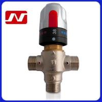Buy cheap Male Thread Thermostatic Mixing Valve from wholesalers