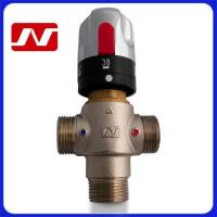 Buy cheap 3/4inch Brass Mixing Valve from wholesalers