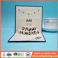 Buy cheap Handmade Card Make 3d Birthday Card from wholesalers