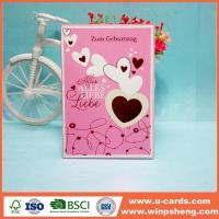 Buy cheap Handmade Card Make Your Own Cute Handcraft Birthday Greeting Cards from wholesalers