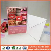Buy cheap Handmade Card Handmade Making Decorative Greeting Cards For Valentine Day from wholesalers