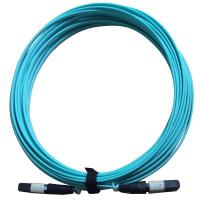 Buy cheap MPO trunk cable 12/24 Cores Om3 Om4 Cable Manufacturer&supplier&factory from wholesalers
