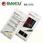 China BAKU BK-3332B Professional Precision Screwdriver Set for iPhone Samsung Nokia HTC Repair Tool Kit on sale