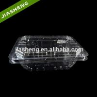 Buy cheap 500g PET clamshell for fruit and vegetables packaging from wholesalers