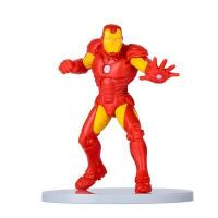 Buy cheap Iron Man plastic figure from wholesalers