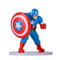 Buy cheap Captain America plastis figure from wholesalers