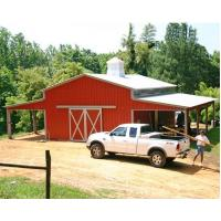 Buy cheap Steel Structure Farm Shed from wholesalers
