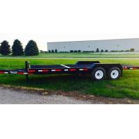 Buy cheap Tilt Bed & Utility Tilt Bed Trailers from wholesalers
