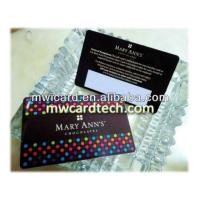 Buy cheap CR80 Custom Offset Printing Proximity Card 125KHz from wholesalers