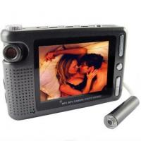 Buy cheap Wired Pinhole Videocamera with DVR - Mini Spy Extension Camera product