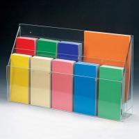 Buy cheap Brochure and Leaflet Holder Acrylic Brochure Holder from wholesalers