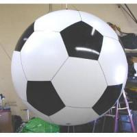 Buy cheap Inflatable football balloon from wholesalers
