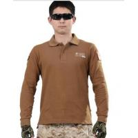 Buy cheap T-shirt/Polo U.S. edition TD specialist long-sleeved shirt product