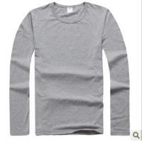 Buy cheap T-shirt/Polo Agent's authentic long sleeve T-shirt male product