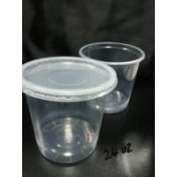 Buy cheap disposable plastic birthday cake box from wholesalers