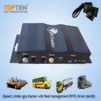 Buy cheap TK510 GPS Tracker Support RFID,Camera,Speed Limiter,Fuel Monitoring from wholesalers