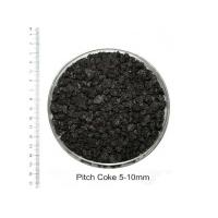 Buy cheap Pitch Coke 5-10mm from wholesalers