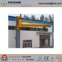 Buy cheap BXQ Type Wall Travelling Jib Crane product
