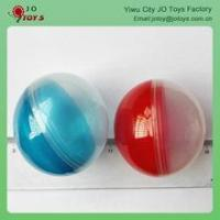 Buy cheap 65mm Empty Plastic Vending Toy Capsule from wholesalers