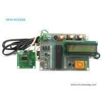 Buy cheap RFID Based Access Control and Security System-Project Kit using 8051 from wholesalers