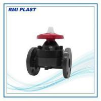 Buy cheap Diaphragm Valve Model PV111: Diaphragm Valve Flange End from wholesalers